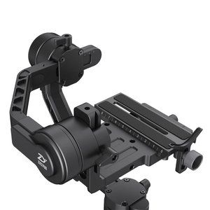 Image 5 - رافعة Zhiyun 2 مثبت أفقي ثلاثي المحاور لجميع طرازات كاميرات DSLR بدون مرآة كانون 5D2/3/4 مع تركيز متابع مؤازر