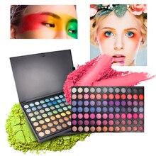 BearPaw 168 Colors set Glitte Eyeshadow Palette Eyes Shimmer Matte Eye shadow Professional Makeup Tools Beauty Women Comestic