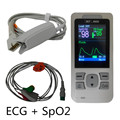 Biolight BLT FDA&CE M800 Handheld Pulse Oximeter,SPO2 & ECG Health Oxygen Saturation Monitor