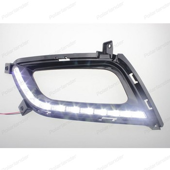 For K/ia O/ptima K/5 2014-2015 running lights  car styling 2017 new arrival auto parts