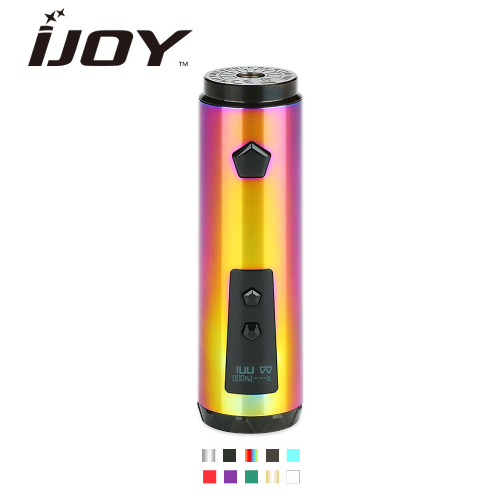 100W IJOY Saber 20700 VW MOD with Advanced IWEPAL Chip Vape Pen Saber MOD Fit Diamond Subohm Tank No 18650 battery e-cig pen mod new original ijoy saber 100 20700 vw kit with 3000mah battery