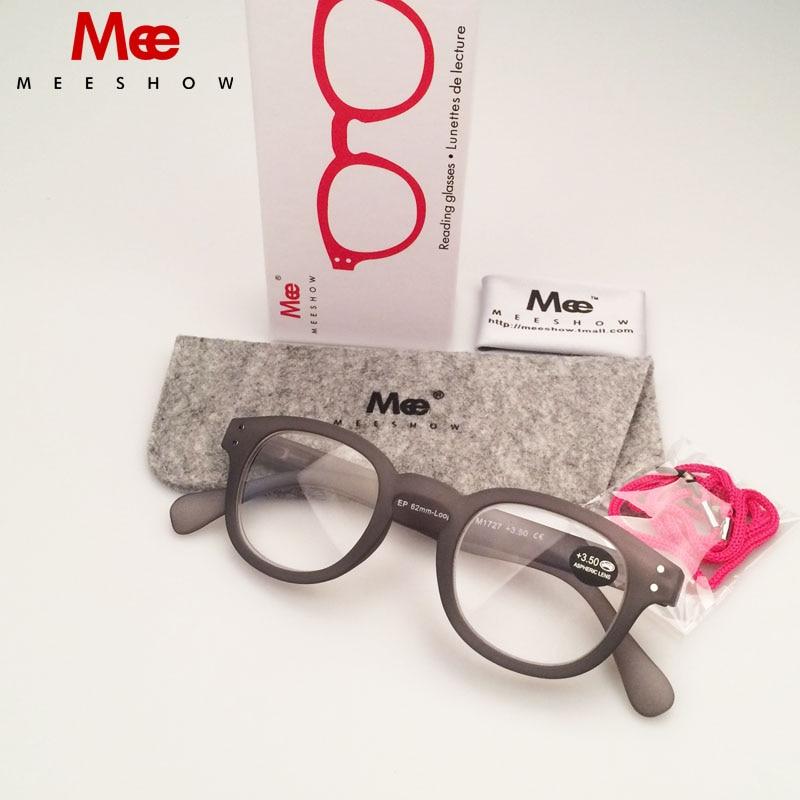 სათვალეების წაკითხვის სათვალეები Fasion მამაკაცები ქალთა სათვალეები უფასო სასაჩუქრე ყუთები Lesebrillen სამკითხველის სათვალეები 1.0 1.5 2.0 3.0 4.0 1513GP Grey