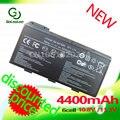 Golooloo 4400 mah batería para msi bty-l74 bty-l75 a5000 a6000 a6203 a6205 a7200 cr600 cr610 cr620 cr630 cr700 cr610x cx600