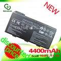 Golooloo 4400 mah bateria para msi bty-l74 bty-l75 a5000 a6000 a6203 a6205 a7200 cr600 cr610 cr630 cr610x cr620 cr700 cx600
