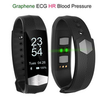 CD01 ECG Blood Pressure Monitor Bluetooth Smart Wristband Sport Fitness Smart Band Bracelet for Samsung Galaxy J7 J5 J3 J1 J700F