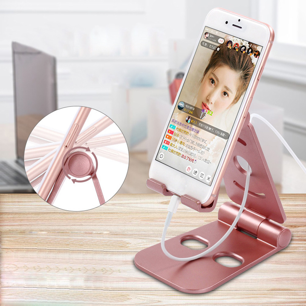 NEW Universal Adjustable Mobile Phone Holder For iPhone