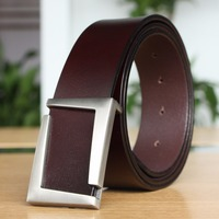 Hongmioo 2017 Designer Belts Men High Quality Luxury Belts Men Leather Belt For Men Geometric Letter