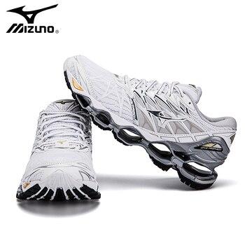 Mizuno Wave Profecia 7 Profissional Esporte As Sapatilhas Das Mulheres de Boa Qualidade Ao Ar Livre Respirável Esportes Sapatos De Halterofilismo Tamanho 36-41