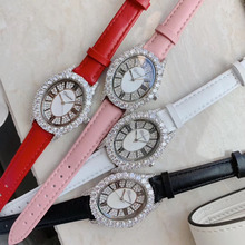 New Arrival Women Brand Jewelry Watches Vintage Oval Fashion