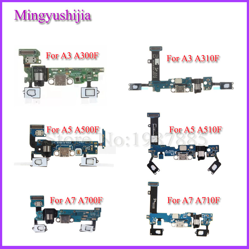 Charging Charger USB Dock Connector Flex Cable For Samsung Galaxy A3 A5 A7 2015 2016 2017 A300F A500F A700F A310F A510F A710F