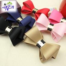 16 цветов 1 пара шарм ткань лук обуви клип цветок пряжки N585