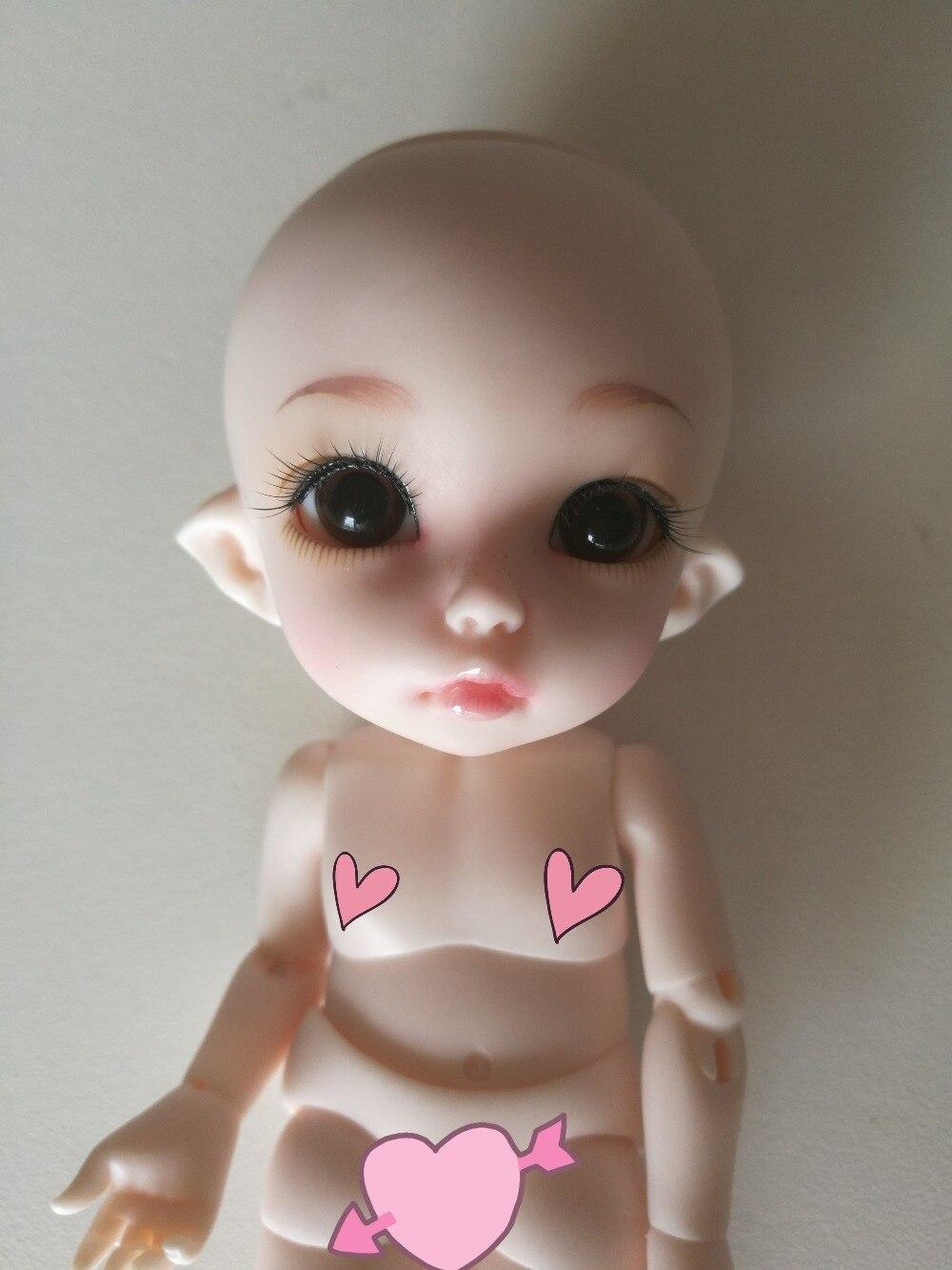 SuDoll 1/8 Bjd Doll toys girl doll Free shipping