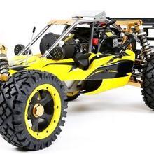 1/5 масштаб 45cc двигатель 450 газ мощный специальное издание Baja
