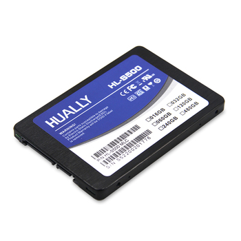 Hually SSD 2.5inch SATA2 SATA3 8GB 16GB 32GB 60G/64G 120G/128G 240GB Solid state drive hard drive disk  hdd SSD MLC/TLC for  PC