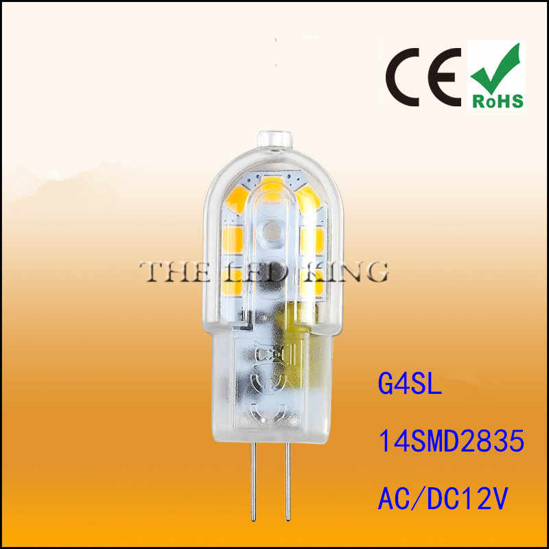 Lamparas Dimmable LED G4 3W 5W Lamp DC 12V Bulb replace 20W 30W 40W Incandescent Light Spotlight For Home chandelier