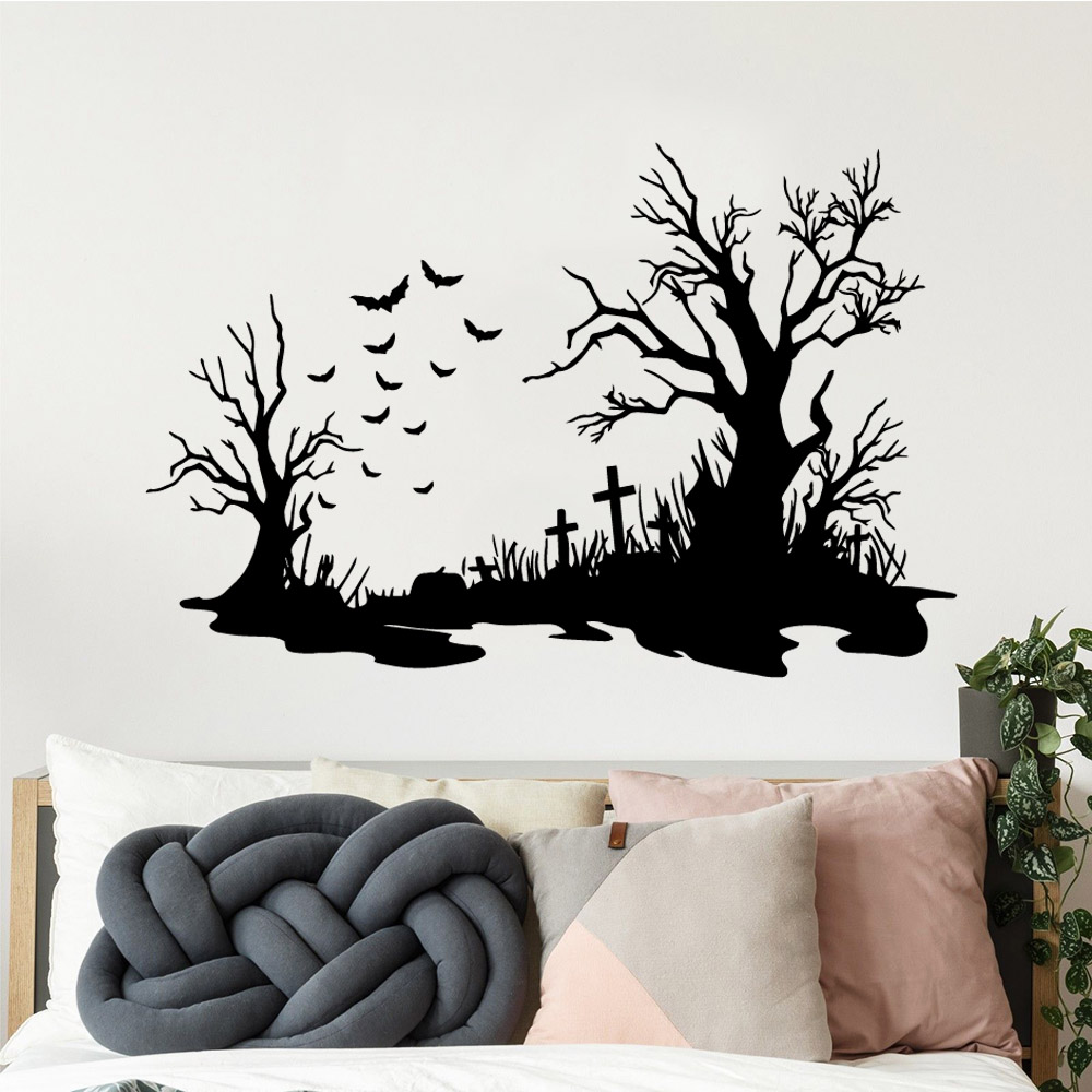 Romantic Desolate Home Decor Modern Acrylic Decoration For Kids Rooms Diy Party Wallpaper