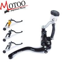 Motoo Motorcycle 19X18 Brake Adelin Master Cylinder Hydraulic FOR HONDA CBR1000R R1 R6 Z1000
