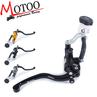 Motoo Motorcycle 19X18 Brake Adelin Master Cylinder Hydraulic FOR HONDA CBR1000R R1 R6 Z1000