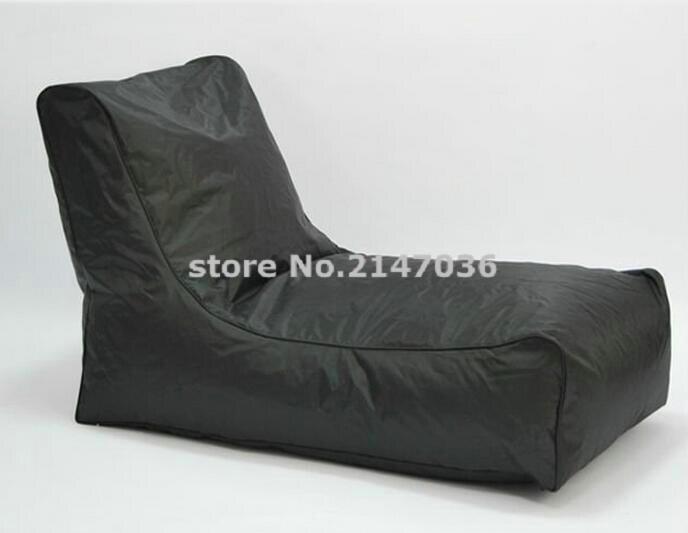 Nouveau Canapé Chaise étanche Bean sac en polyester et en plein air séance se détendre Pouf Couverture seulement