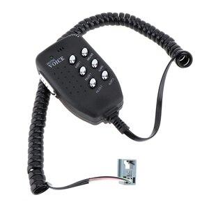Image 5 - Haut parleur, corne sonore 100W 6 sons, pour voiture, voiture, véhicule, avertissement, sirène de Police, incendie, Ambulance, véhicule