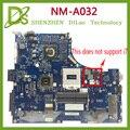 Материнская плата KEFU Y510P VIQY1 NM-A032 REV: 1 0 Y510P для ноутбука Lenovo Y510P NM-A032 GT750/755  тестовая материнская плата
