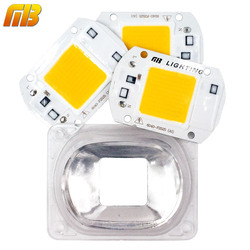 mingben led cob lamp chip led lens reflector 230v 110v 20w 30w 50w for led.jpg 250x250