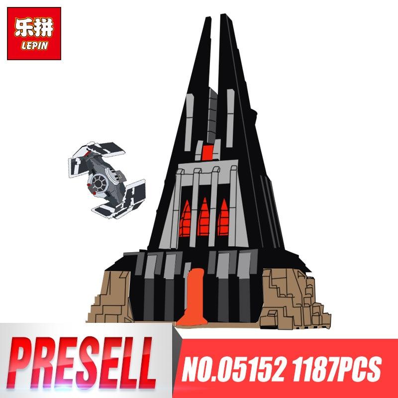 Lepin 05152 Star Toys Wars legoings 75251 Darth Vader`s Castle Set Building Blocks Bricks Assembly Toys Christmas Birthday Gifts цена 2017