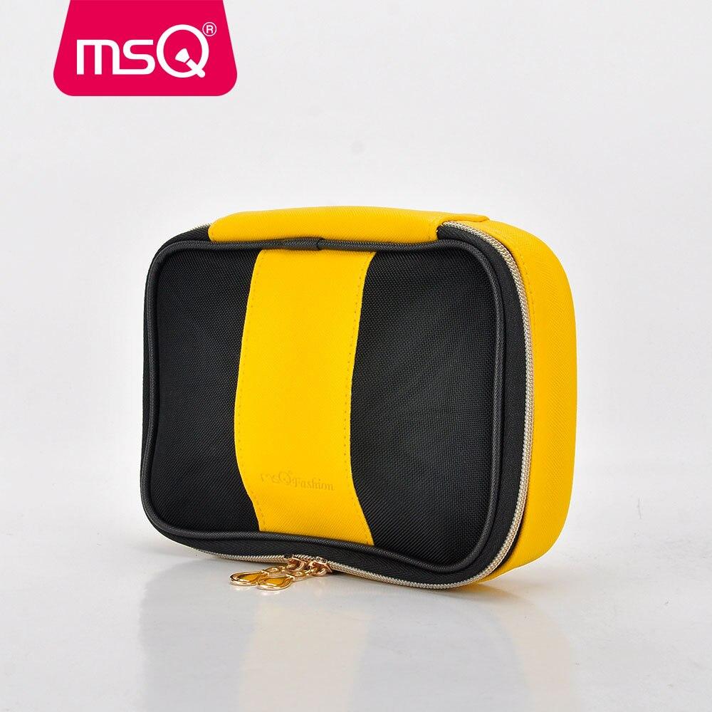 MSQ 10pcs Pro Makeup Brush Set Face Basic Brush Blending Eyeshadow Lip Make Up Brush Kit Soft Synthetic Hair Cosmetics Tool 1