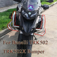 TRK502 Motorcycle Accessories Left Right Sliders Guards Engine Crash Bungs Protectors Side Safety Bumpers For Benelli TRK502X