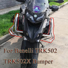 TRK502 Motorcycle Accessories Left Right Sliders Guards Engine Crash Bungs Protectors Side Safety Bumpers For Benelli TRK502X(China)