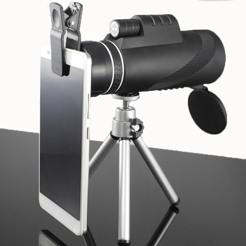 Monocular 40×60 Powerful Binoculars – Zoom Telescope w/ night vision 1