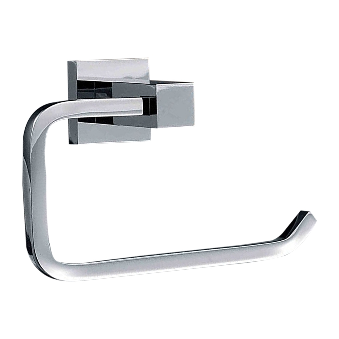 Brass wall holder chrome plated toilet paper holder stainless steel ...