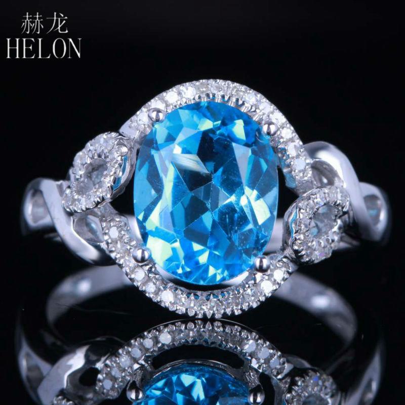 Diamantring verlobung blau  Online Kaufen Großhandel blau diamant pflastern ring aus China ...