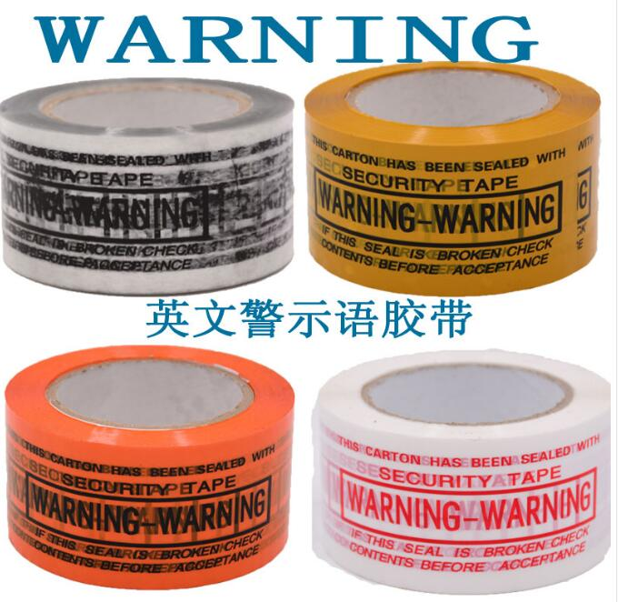 Fragile sealing tape in Korean and Japanese in English a reel 26652 кружка 340мл футбол подар упак lr х48