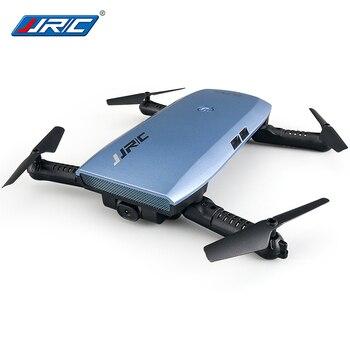 JJRC H47 ELFIE Plus dron com Câmera HD Atualizado Dobrável braço RC Mini Quadcopter Zangão Helicóptero VS Eachine E56 H37 Mini