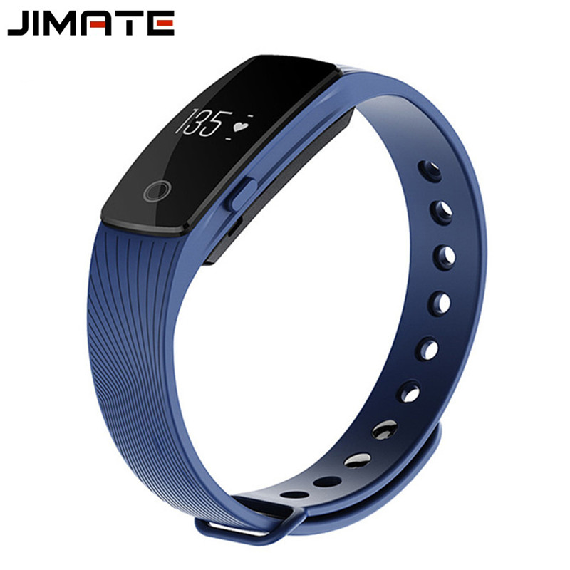 Bluetooth Heart Rate Monitor Sleep Smart Bracelet ID107 Sports Fitness Tracker Smart Watch Cicret For Android