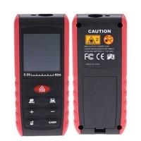40 100M Laser Distance Meter IP54 Digital Electronic Handheld Precision 2mm Rangefinder Tape Measure Portable Area/volume Tool