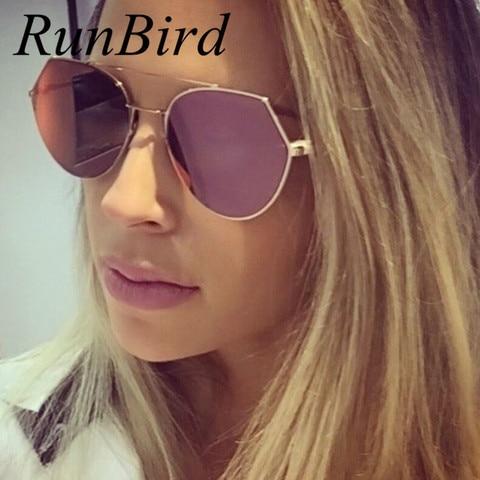 2017 New Cat Eye Women Sunglasses  Oversize Shield Sun Glasses UV400 Sunnies Coating Mirror Retro  Eyewear R529 Lahore