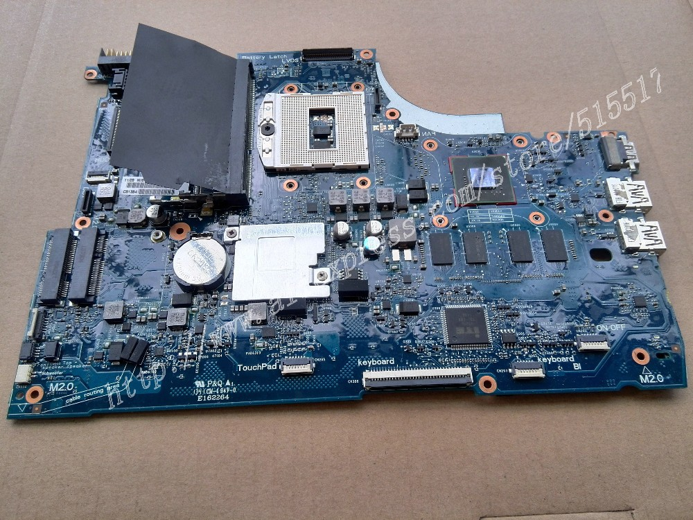 Free Shipping For HP ENVY Quad 15t 15T-J000 15T-J100 Motherboard 720566-001 720566-501 Logical system Card 720566 501 720566 001 for hp envy 15 notebook 15t j100 notebook laptop motherboard for quad touchsmart 15 15t hm87 systemboard