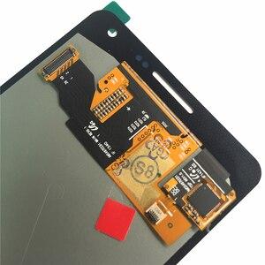 Image 5 - עבור סמסונג גלקסי A5 2015 A500 A500F A500FU A500H A500M LCD מגע Digitizer הרכבה חדש החלפת חלקי צגי Lcd