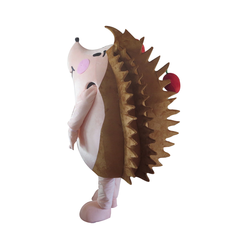 customized hedgehog Mascot Costume Adult Character Costume Cosplay mascot costume free shipping