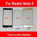 5.5 дюймов С Сенсорным Экраном Дигитайзер Для Xiaomi Hongmi Note 4/Redmi примечание 4/Red Rice Note 4 Сенсорная Панель Переднее Стекло Датчик