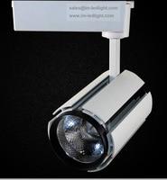 Led track spotlight 30W LED track light 85 265V led lamp rails spot track lighting