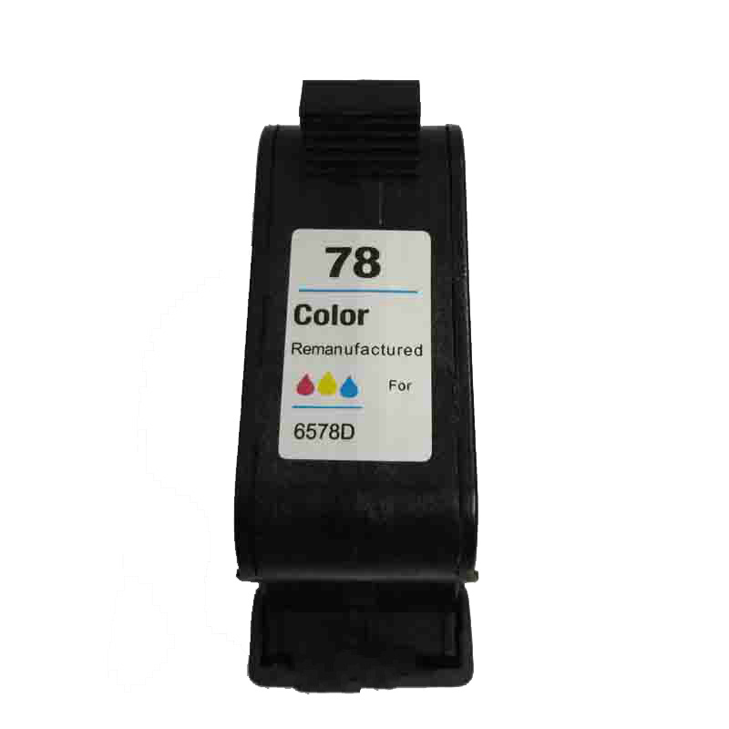 Vilaxh compatible <font><b>Ink</b></font> Cartridge replacement for <font><b>HP</b></font> 78 78A C6578A Photosmart P1000 1215 1315 <font><b>1115</b></font> 1218 P1100 Deskjet 1000 810c image