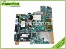 NOKOTION MBW040B001 Laptop Motherboard for Gateway T 1620 T 1625 T 1616 DDR2 Mainboard