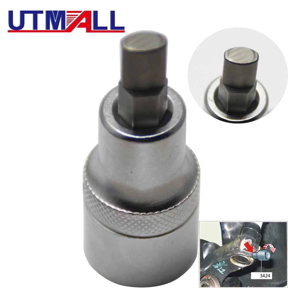 3424 Espalhador Espalhador de Suspensão Strut Socket Socket Bit Ferramenta Para VW AUDI