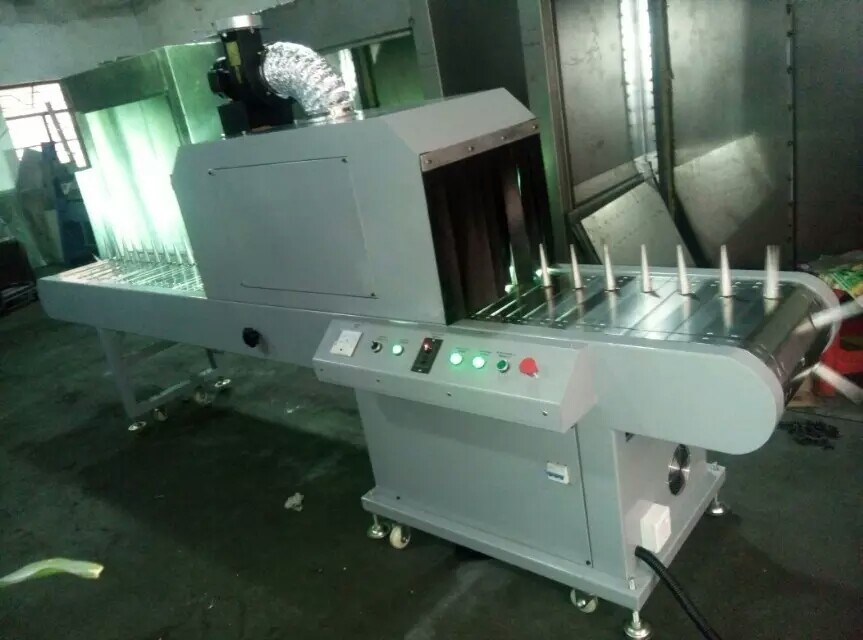 Flat And Cylinder Bottles Uv Curing Machine, Uv Machine For Bottles Pp Material