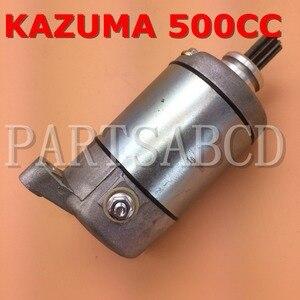 Image 5 - PARTSABCD 500 500CC 4x4 Quad Moto ATV 12 v Peças de Motor de Arranque Para Kazuma XinYang Jaguar Polaris