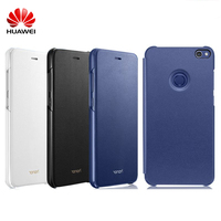 2017 New Original Official Huawei Honor 8 Lite Youth Leather Flip Case Premium PU Cover Protective