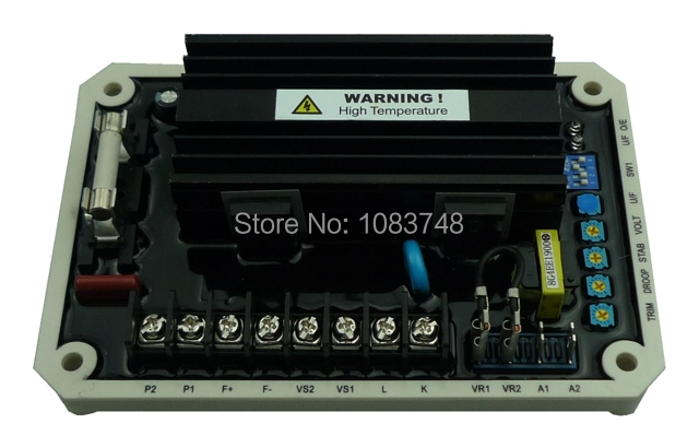 50-60Hz automatic voltage regulator for kutai brushless generator avr EA16 +free shipping